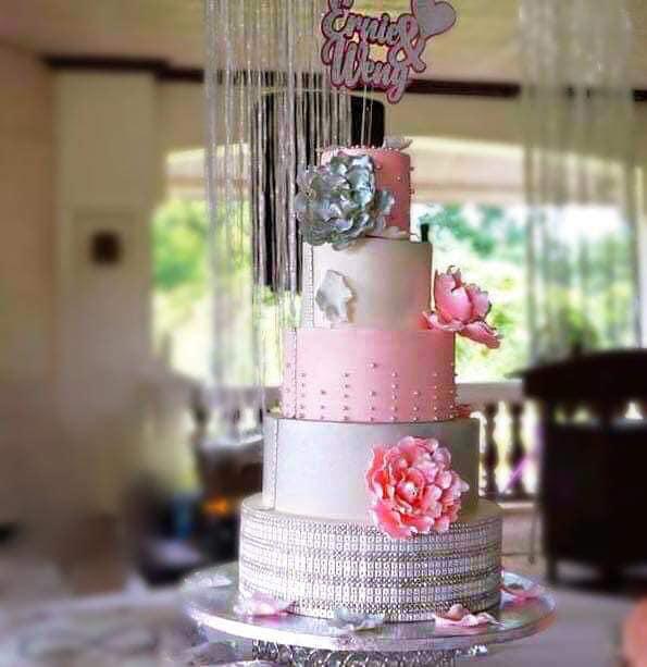 Cake by Rosemarie Cawaling Delfin