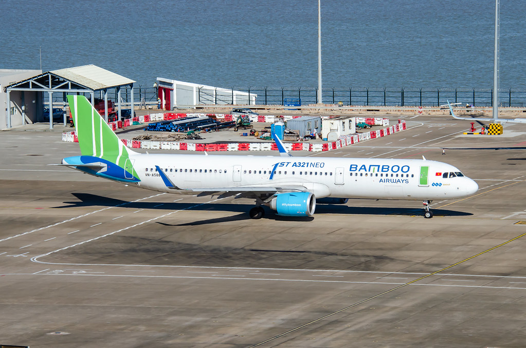Bamboo Airways | Airbus A321-251N | VN-A588