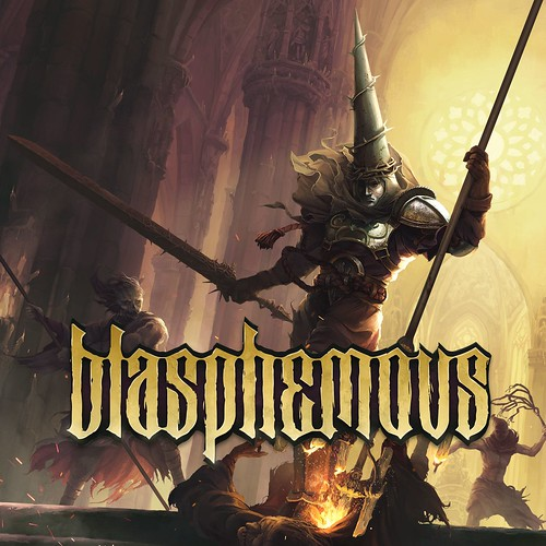 Thumbnail of Blasphemous on PS4