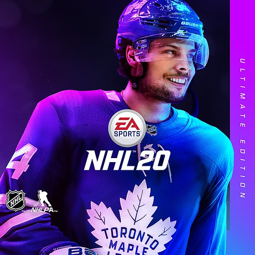 Thumbnail of NHL 20 Ultimate Edition Pre-order on PS4