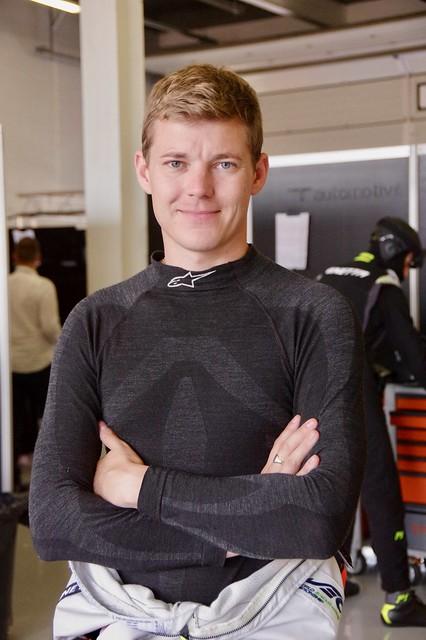 Ben Hanley Driver of Team LNT's Ginetta G60 LT-P1
