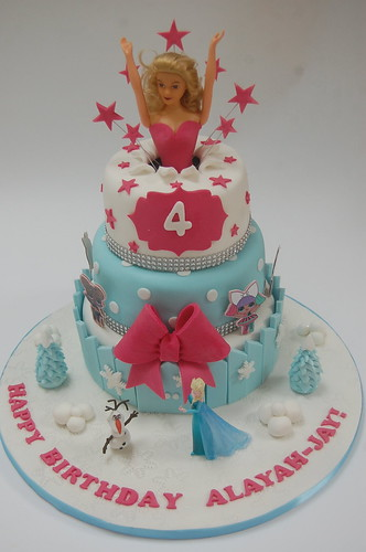 Beautiful Birthday Cakes – and all special occasions – based