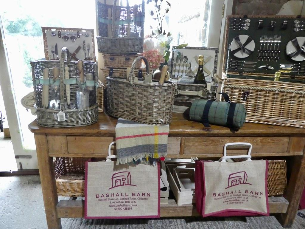 Bashall Barn Gift Shop