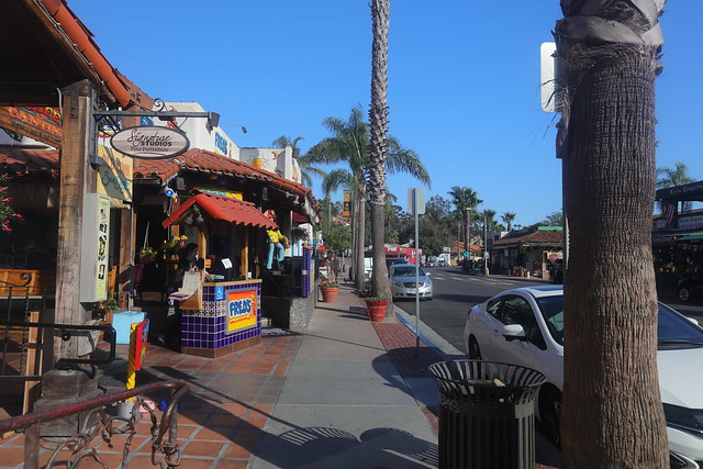 Old Town, San Diego, California, USA
