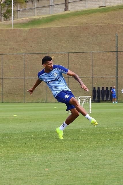 Treino Grêmio 06/09/2019