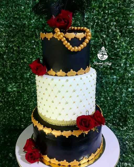 Cake by Nica Magtoto