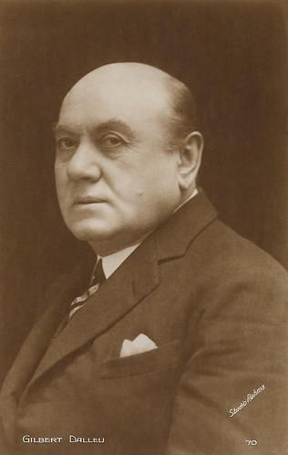 Gilbert Dalleu
