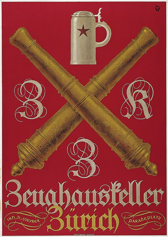 Zeughauskeller-Zurich