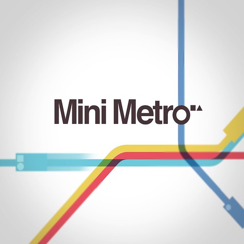 Thumbnail of Mini Metro on PS4