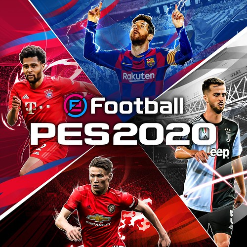 eFootball PES 2020 Standard Edition