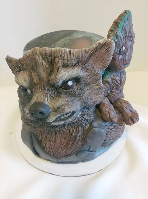 Guardians Cake by Stacy Gimmey