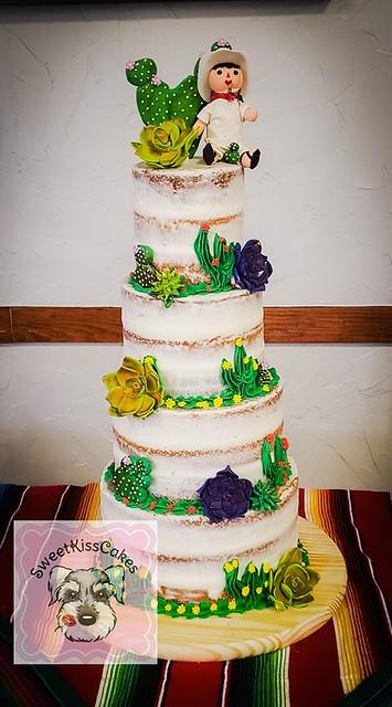 Cake by Yaide Hernandez