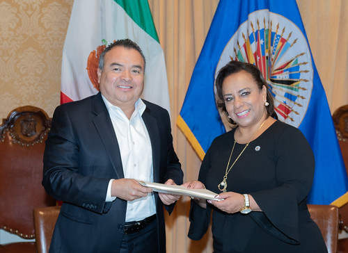 Universidad Euro Hispanoamericana of México to Host the Model OAS General Assembly in 2020