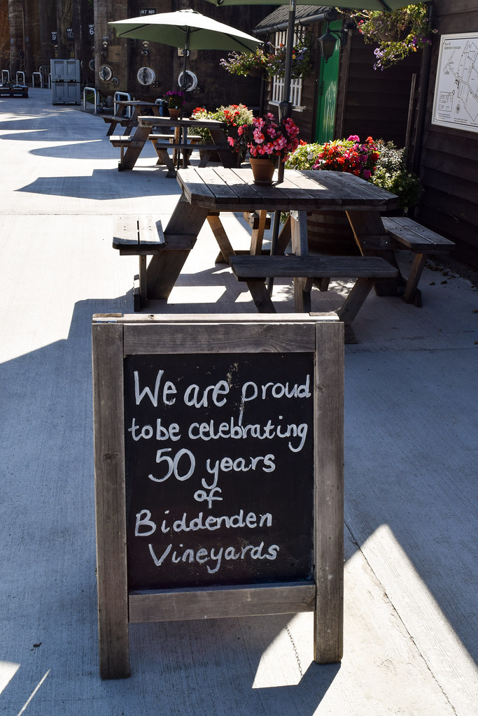 50 Years of Biddenden Vineyard