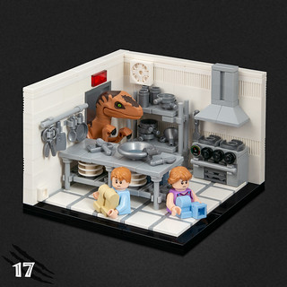 17 - Kitchen Scene | by Legopard