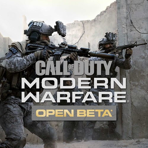 Thumbnail of Call of Duty Modern Warfare - Open Beta on PS4