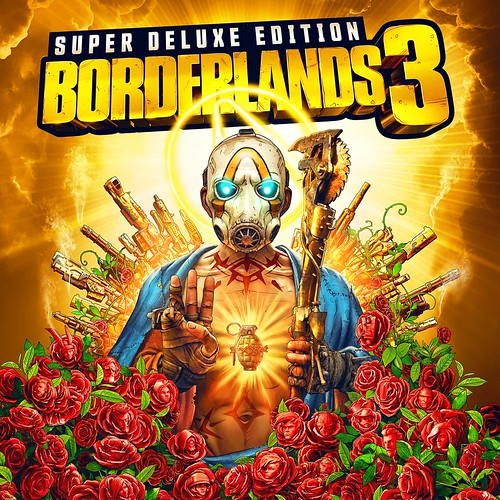 Thumbnail of Borderlands 3 Super Deluxe Edition on PS4