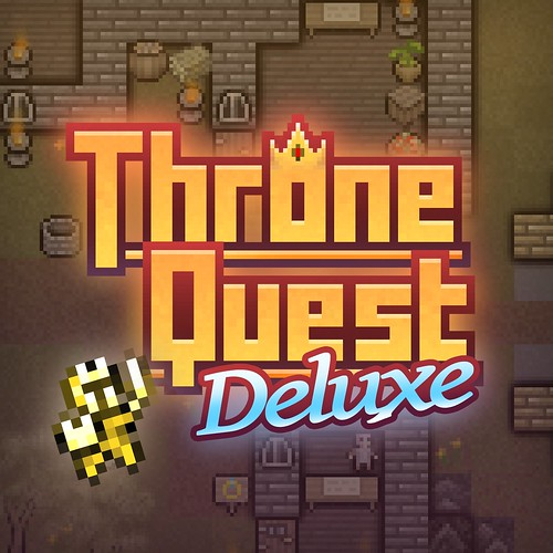 Thumbnail of Throne Quest Deluxe on PS4
