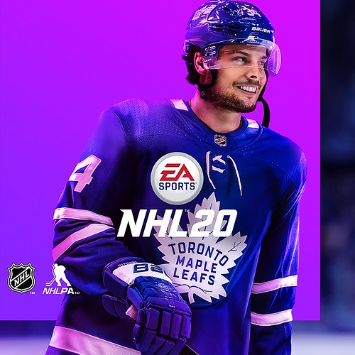Thumbnail of NHL 20 on PS4
