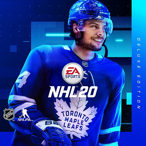Thumbnail of NHL 20 Deluxe Edition Précommandez on PS4