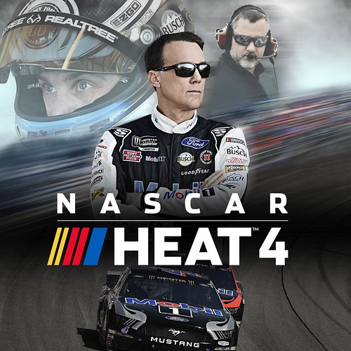 Thumbnail of NASCAR Heat 4 on PS4