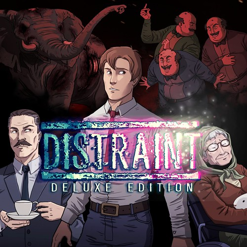 Thumbnail of DISTRAINT Deluxe Edition on PS4