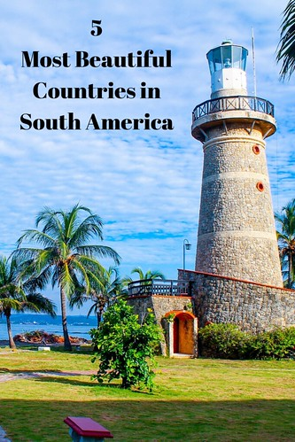 5 Most Beautiful Countries in South America