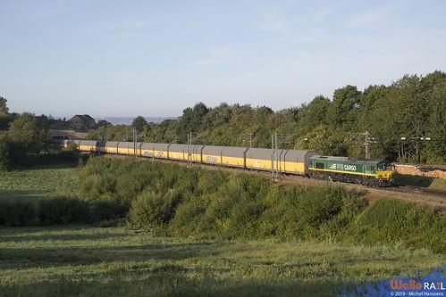 V266 . RTB Cargo . Z 41589 . Gemmenich . 06.09.19.