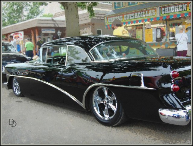 Beautiful Black Buick