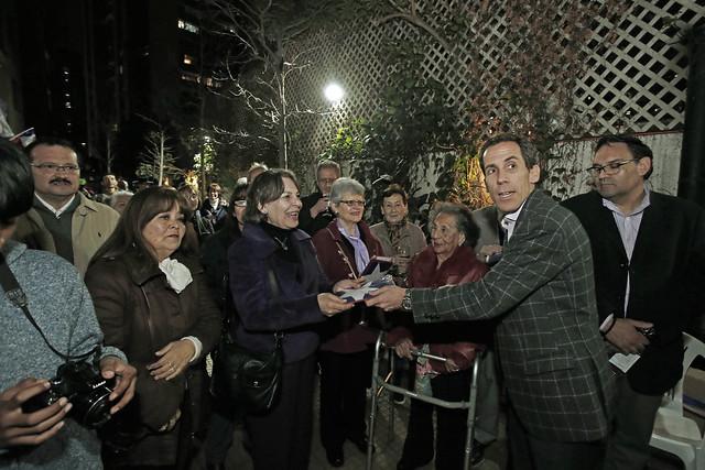 #EnTerreno : Inauguración Barrio DaVinci