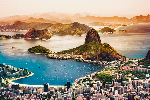 Brazil! 5 Most Beautiful Countries in South America