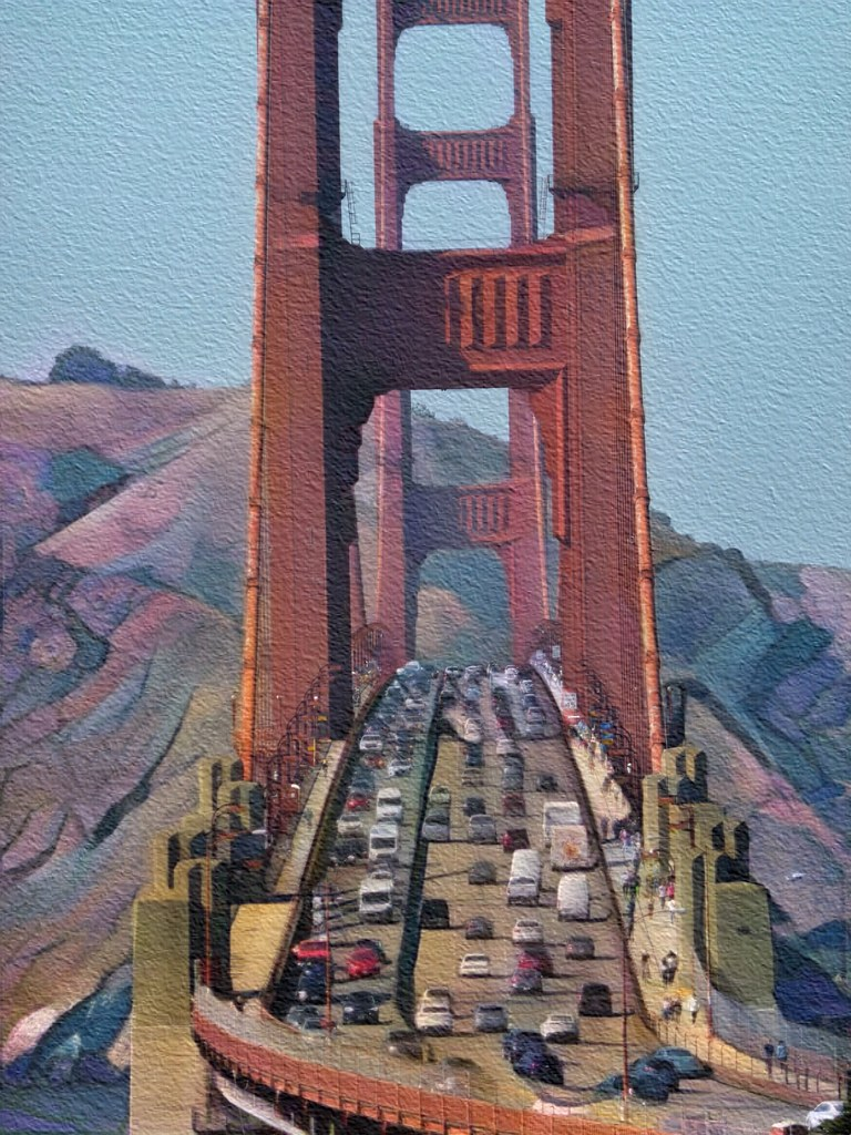 Glorious GG Bridge