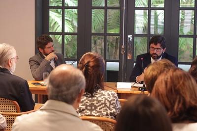 "Mesa Redonda: ""Bastidores do Acordo Comercial Mercosul-União Europeia"""