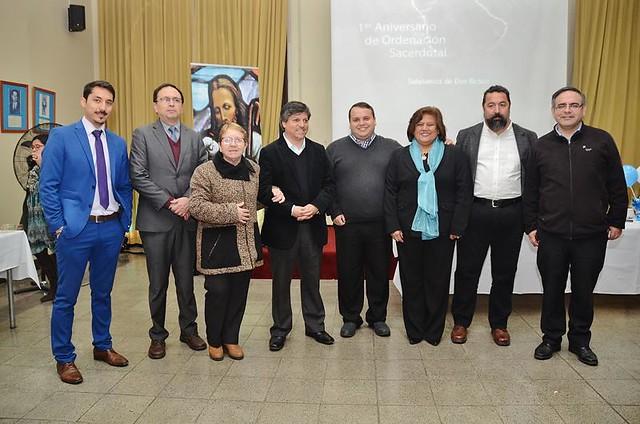 Aniversario Sacerdotal P. Osvaldo