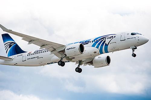 Egyptair A220-300 (Airbus)