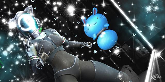 #109 - Space CatGirL