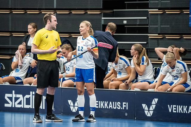 Finland — Switzerland (Women's 3-Nations)