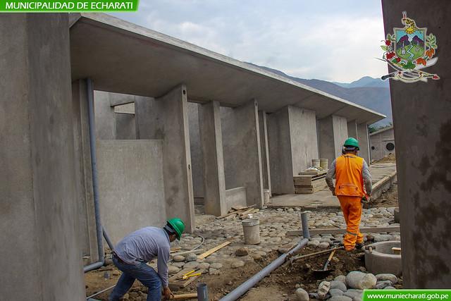 Niños del inicial N° 1327 contarán con moderna infraestructura educativa en Echarati