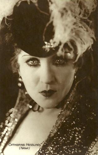 Catherine Hessling in Nana (1926)