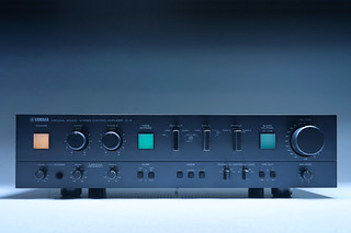 Yamaha C-4 Stereo Preamplifier