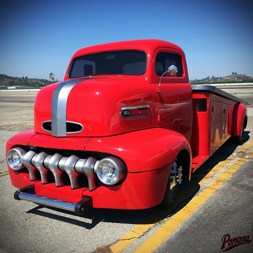 Cab Over Ford