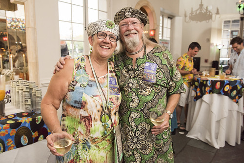 Guardians of the Groove at the Groove Gala on Sep. 5, 2019. Photo by Ryan Hodgson-Rigsbee rhrphoto.com.