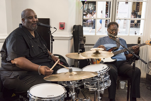 Gerald French and George French at the Groove Gala on Sep. 5, 2019. Photo by Ryan Hodgson-Rigsbee rhrphoto.com.