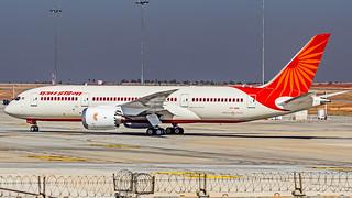 Air India Boeing B787-8 Dreamliner VT-ANA Bangalore(BLR/VOBL)