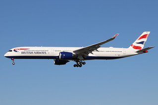 F-WZFS A350-1000 040919 TLS (cn-340 G-XWBB)