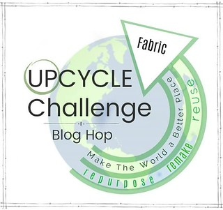 September Fabric Upcycle Challenge