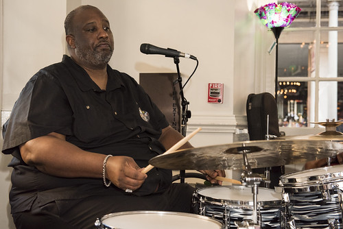 Gerald French at the Groove Gala on Sep. 5, 2019. Photo by Ryan Hodgson-Rigsbee rhrphoto.com.