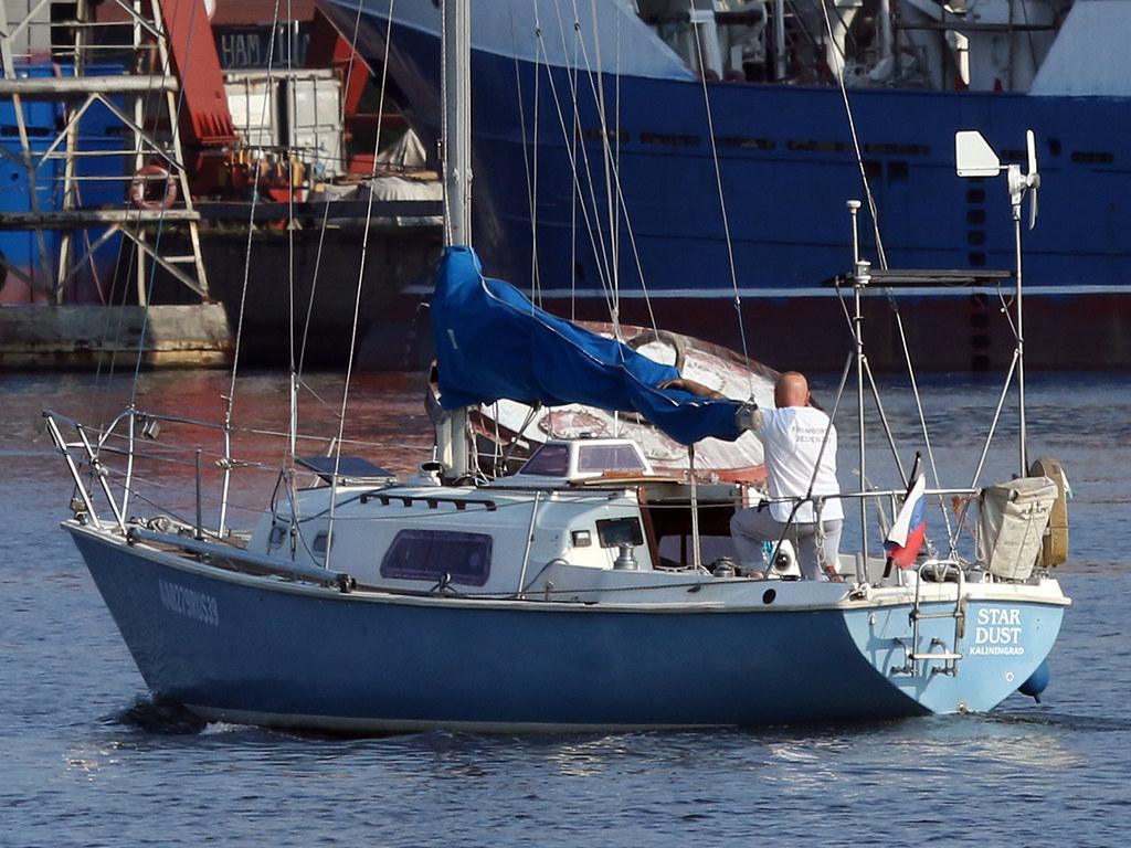 STAR DUST yacht