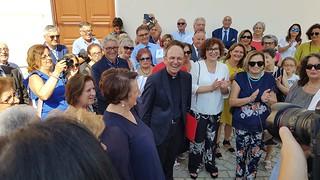 L'accoglienza presso la Cattedrale di Sant'Anastasia 3