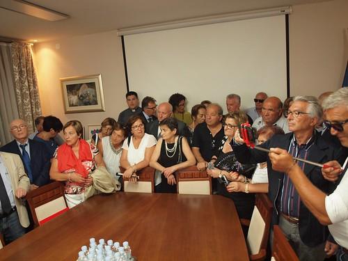 I fedeli turesi testimoni dell'unione con Nin